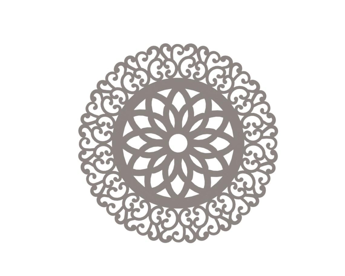Download Mandala vector of circle art Free Vector cdr Download ...