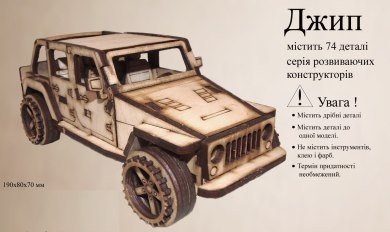 Wood Jeep Patterns | Wooden Thing