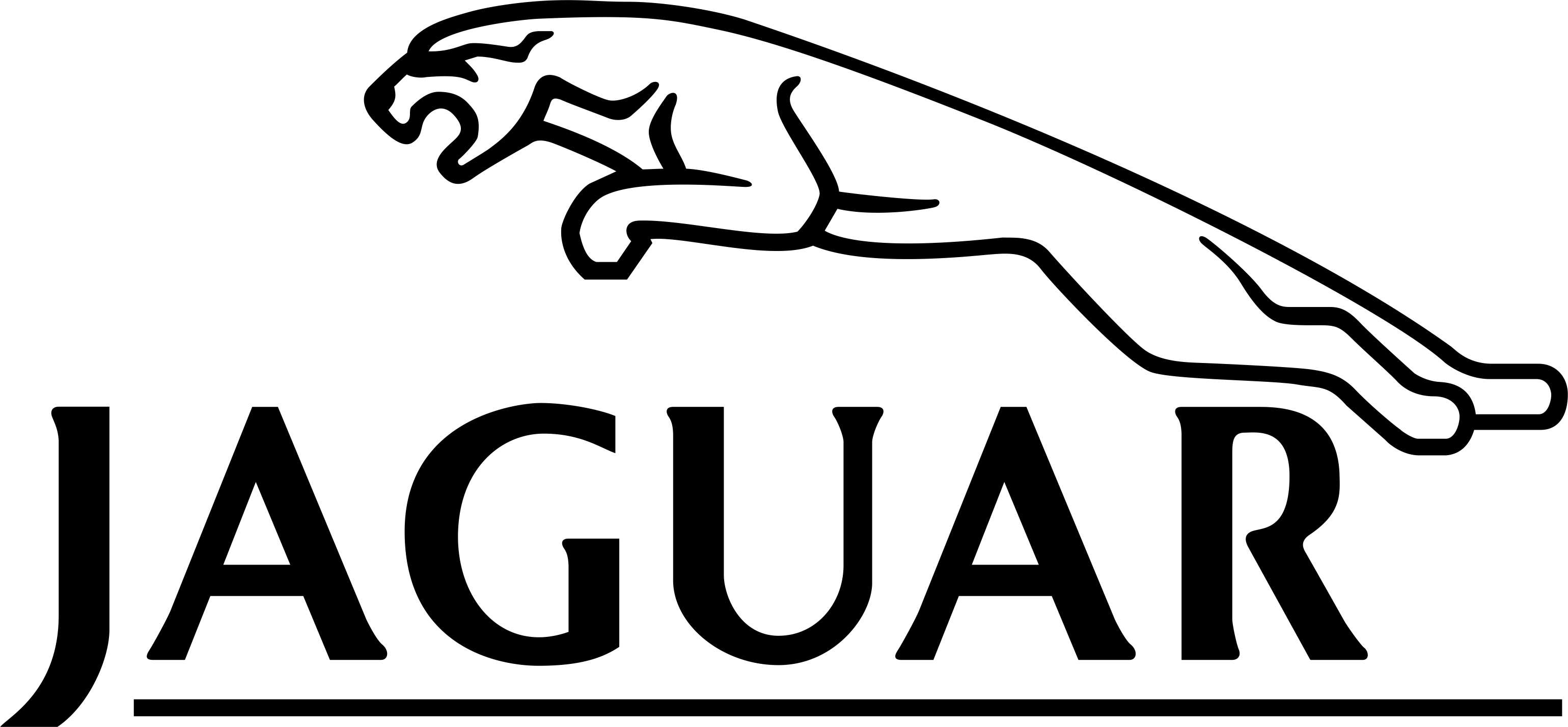 Jaguar Logo Vector Free Vector Cdr Download