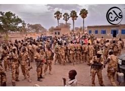 الجيش السوداني يصد هجوماً على أم برمبيطا