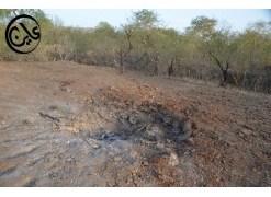 تقرير الاسبوع عن القصف الجوي بجبال النوبه - 29 مايو2013