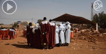 هدم الكنيسة اللوثرية في ام درمان