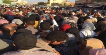 إعتصام كافوري رسالة في بريد البشير