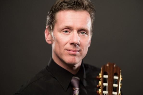 Robert Bekkers, classical guitarist