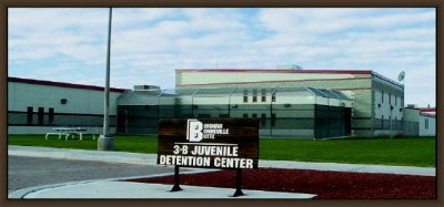 3B Detention & Treatment Center Building