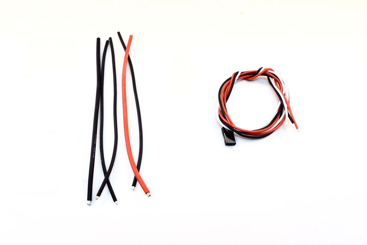 Esc Wiring Kit For Kiss And Hug Escs