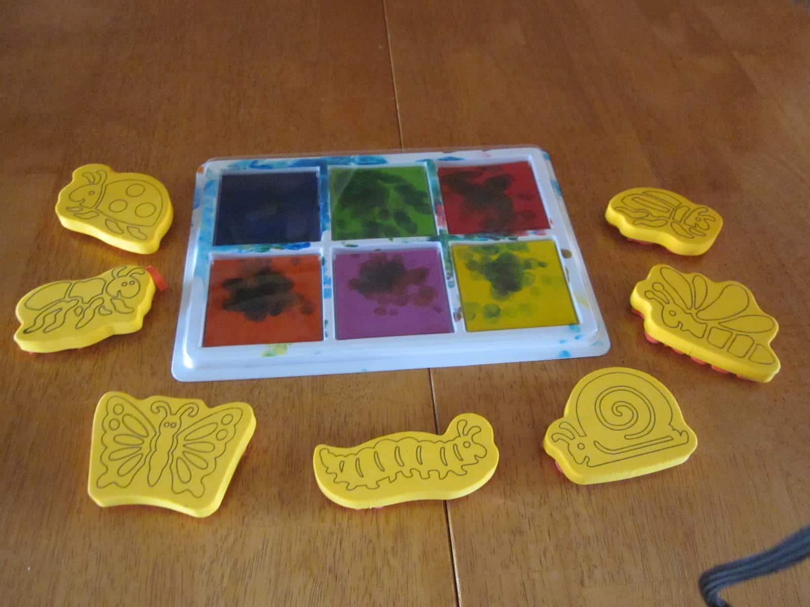 Educational Preschool Activity B Is For Bug 3 Boys And A Dog