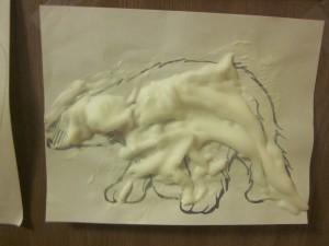 IMG 0215 300x225 P is for Polar Bear!