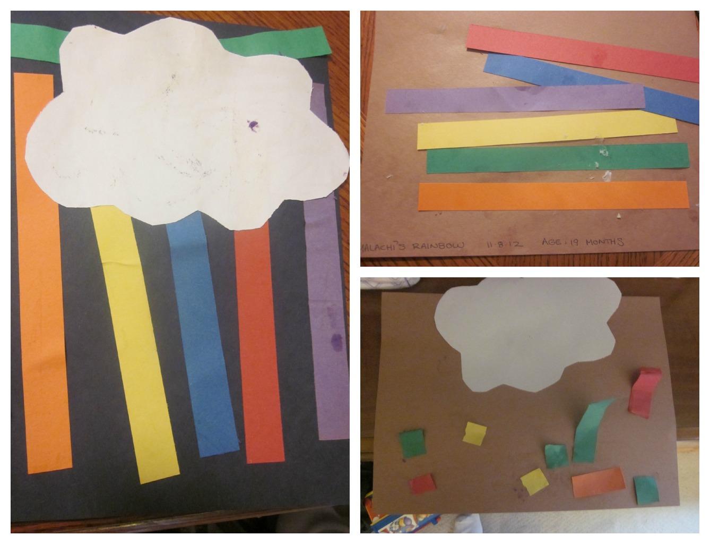 R Is For Rainbow Preschool Alphabet 3 Boys And A Dog