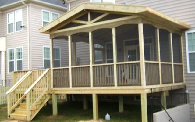 seven reasons to build a screened porch