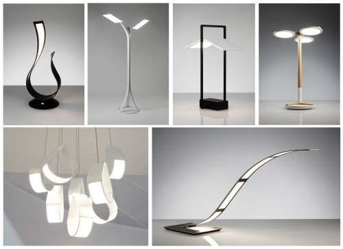 Image result for oled lamps