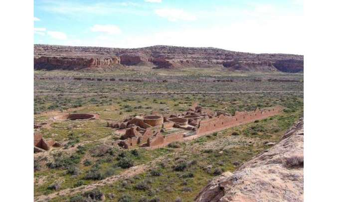 Unexpected wood source for Chaco Canyon great houses
