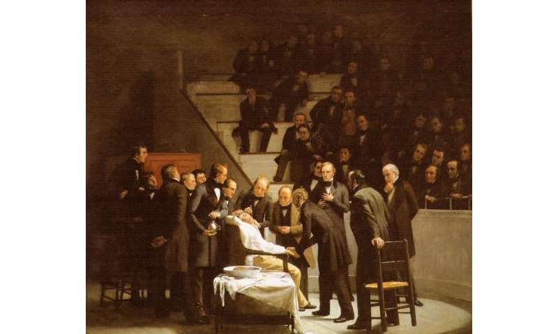 Study debunks old concept of how anesthesia works