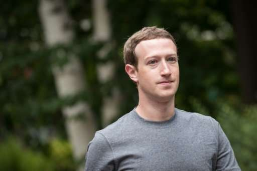 Zuckerberg has made a big show of courting China's leadership in hopes of convincing Beijing to relax its ban on Facebook