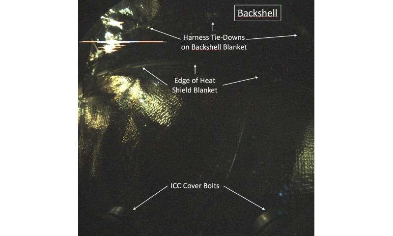 NASA's InSight passes halfway to Mars, instruments check in