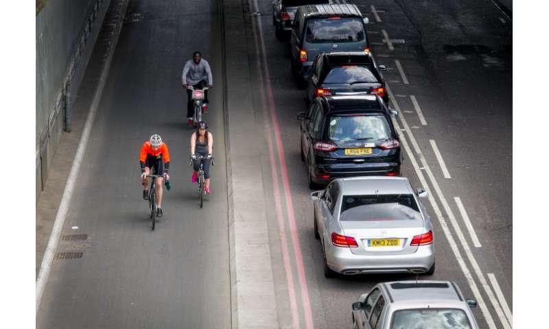 Promover el ciclismo en las ciudades puede abordar la obesidad