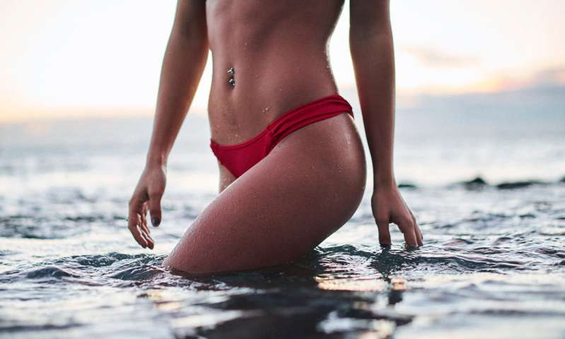 Women prefer health and fitness, not perfection