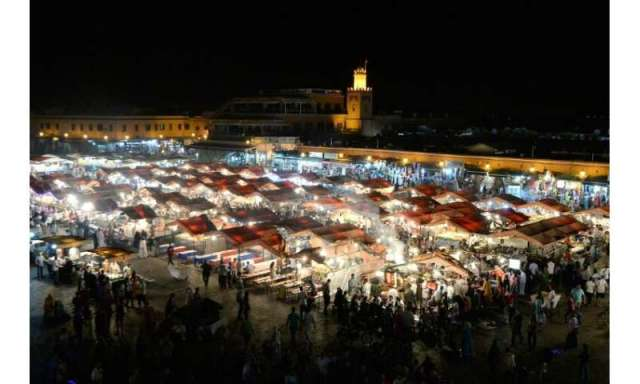 "Marrakesh is working on an app that would allow citizens and tourists alike to ""place emergency calls"" and send in tip"