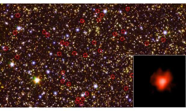 ** New clues about how ancient galaxies illuminated the universe.