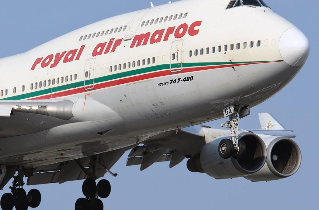 Royal Air Maroc : Billet d'avion Agadir (Maroc) > Las Palmas