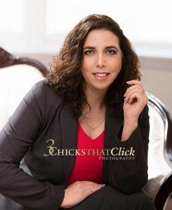 Teacher/Author Jennifer Ansbach