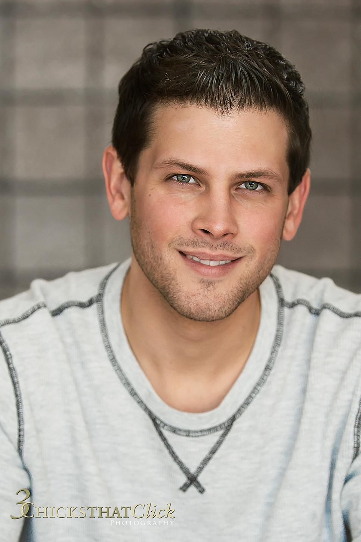 Eric Pertgen, model, actor