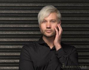 Christian Webber - Male Fashion Model