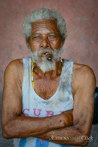 Cigar life in Havana Viejo, Cuba