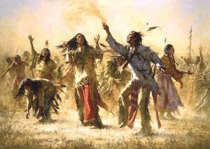 Native American Ghost Dance