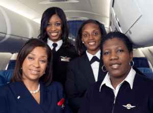 All AA Female Flight Crew