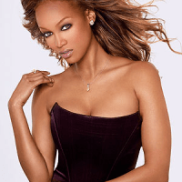 African American History | Tyra Banks | First African-American model to appear on the cover of Sports Illustrated Swimsuit Edition