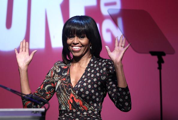 Michelle+Obama+Michelle+Obama+Talks+Building+BZdjAKY16ZYl