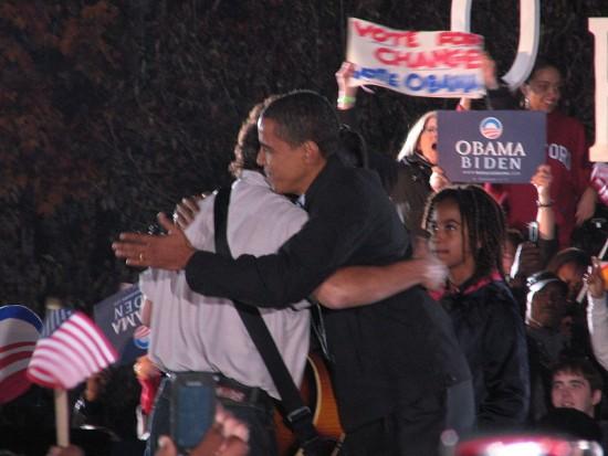 bruce springsteen barack obama 2008-1
