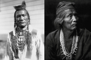 Native Americans- Portraits From a Century Ago24