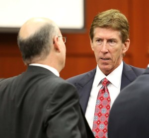 Bernie de la Rionda Zimmerman trial