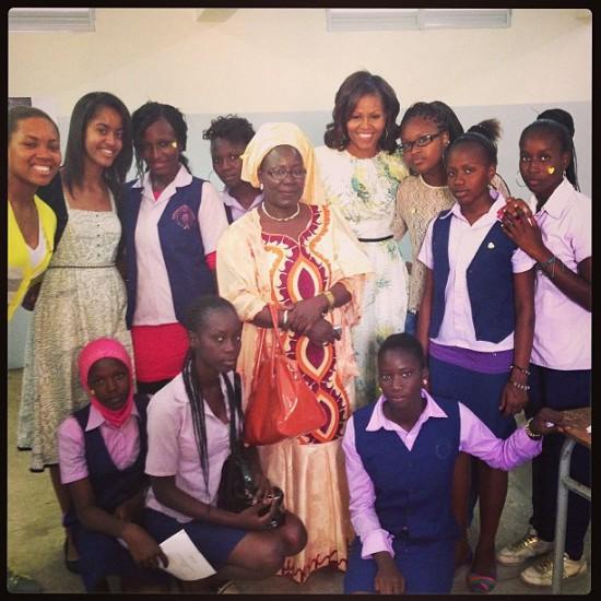 First Family Senegal 2013-105