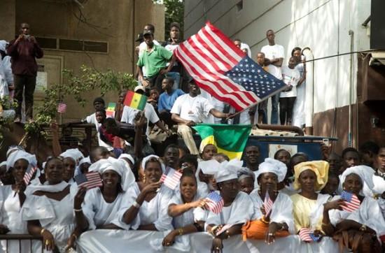 First Family Senegal 2013-201