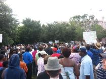 Rallies for Trayvon Martin 3