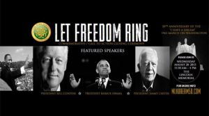 Let Freedom Ring MLK50a