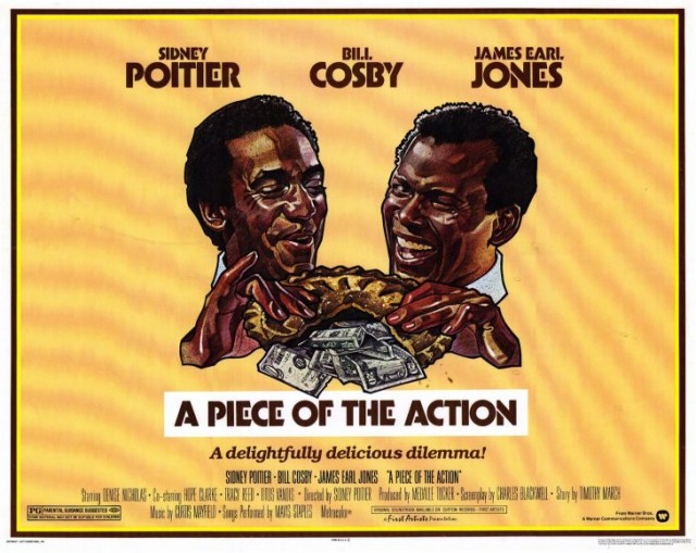 a piece of the action poster