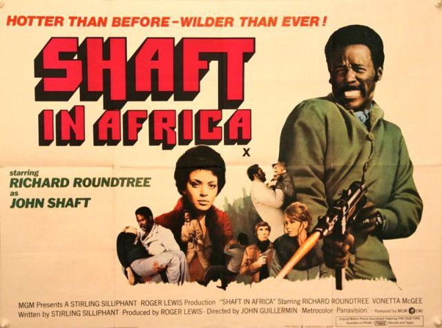 Shaft in Africa Quad