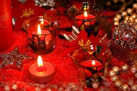 Christmas Candles 54
