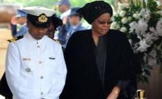 Mandela Lies In State34
