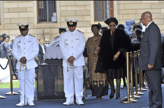 Mandela Lies In State4