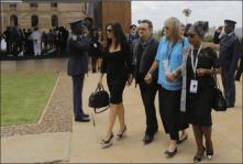 Mandela Lies In State5