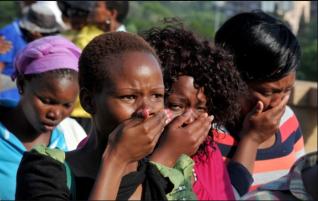 Mandela Lies In State70