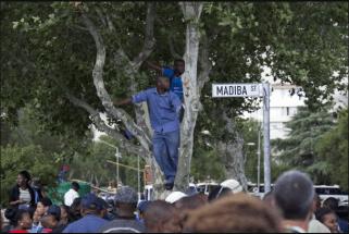 Mandela Lies In State7