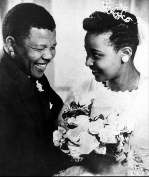 nelson and winnie
