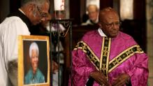 South Africans mourn, celebrate life of Nelson Mandela