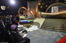 State funeral for Nelson Mandela63